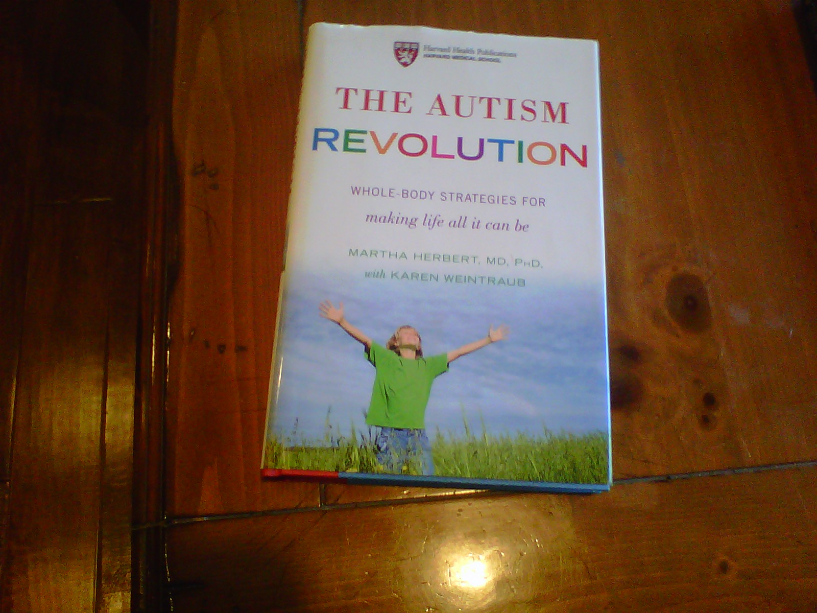 the autism revolution wholebody strategies for making life all it can be english edition
